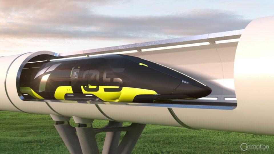 Hyperloop - POD V