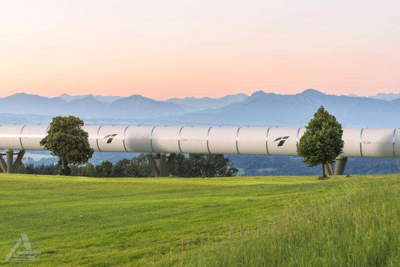 Hyperloop - Tube