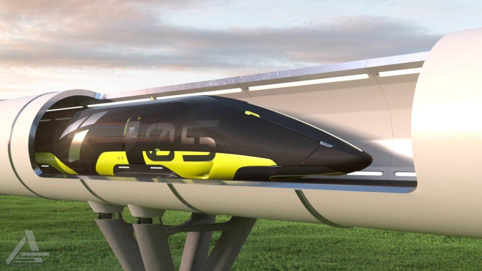 Hyperloop - POD IV